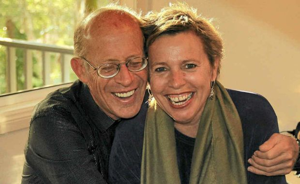 David Helfgott and Yantra De Vilder