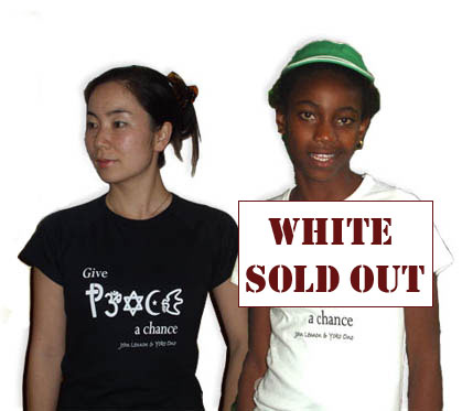 Female Peace T-shirt