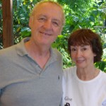 Peter and Sue Hallam, founders of Sanctuary Australia Foundation.
